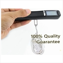 Portable Handheld Luggage Scale Backlight LCD Display Digital