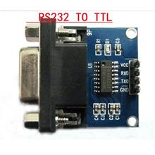 MAX3232 RS232 to TTL Serial Port Bidirectional Converter Module