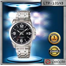 CASIO LTP-1314D-1AV LADIES WATCH 100% ORIGINAL