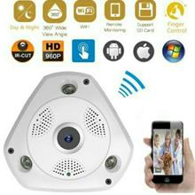 Camera CCTV 1.3MP 360 Degree VR Panorama HD 960P Wireless WIFI IP