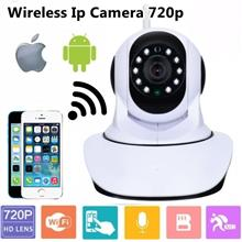 IP CAM 720P HD Wifi Home Office Security Camera P2P Pan Tilt Wireless CCTV Nig