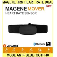 Magene Hrm Heart Rate Dual Mode Ant+ BLUETOOTH 40 Heart Rate Sensor Mo