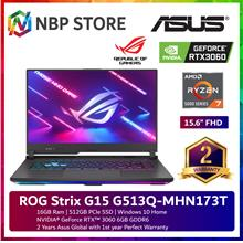 Asus ROG Strix G15 G513Q-MHN173T 15.6'' FHD 144Hz Gaming Laptop