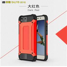 Huawei Honor 5A Y6 2016 Rugged Armor Shakeproof Casing Cover Case