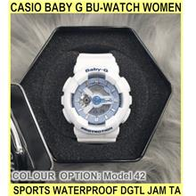 Casio Baby G Bu-Watch Women Sports Waterproof dgtl Jam Ta - [MODEL 42]