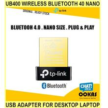 Ub400 WIRELESS BLUETOOTH 40 Nano USB Adapter For Desktop Laptop Dongle