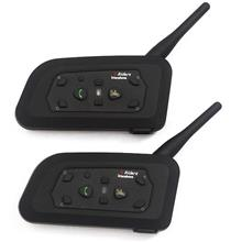 1000m Motorbike Bluetooth Helmet Intercom Headset (BH-04).