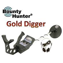 Bounty Hunter Gold Digger Metal Detector Made in USA (MTD-BHGD).