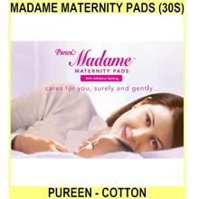 Madame Maternity Pads (30s) - Pureen - Cotton