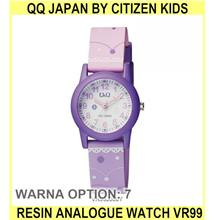 Q&q Japan By Citizen Kids Resin Analogue Watch Vr99 - [07]