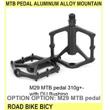 Mtb Pedal Aluminum Alloy Mountain Road Mtb Bike Bicy - [M29 MTB PEDAL]