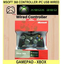 Msoft 360 Controller /pc USB Wired Controller Gamepad - Xbox