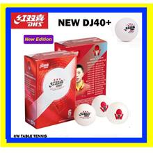 Ball Update Dj40+ 3-star White Table Tennis Ball Ping Pong Bola - DHS