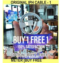 ORIGINAL iPh Cable - 1 Meter - [BUY 1 FREE 1]