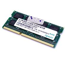 APACER 4GB DDR3L 1600MHz SODIMM RAM FOR NOTEBOOK LOW VOLTAGE