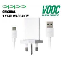 Oppo VOOC Flash Charger + VOOC USB Cable