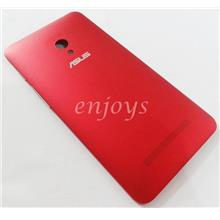 Real ORIGINAL HOUSING Battery Cover Asus Zenfone 5 /A500CG A501CG ~RED