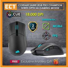 Corsair Sabre RGB PRO Champion Series Wired 18000 DPI Gaming Mouse