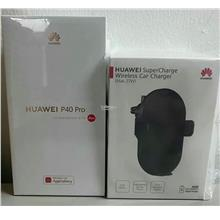 *FREEGIFT HUAWEI SuperCharge Wireless CarCharger*HUAWEI P40 PRO