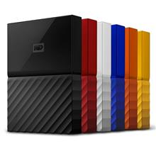 WESTERN DIGITAL MY PASSPORT 1TB 2.5' USB3.0 PORTABLE HDD (WDBYNN0010)