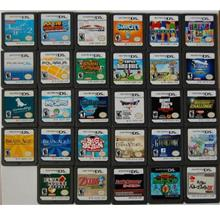 NINTENDO DS GAMES ALL ENGLISH VERSION - CHOOSE 30 GAME FOR ONLY RM30