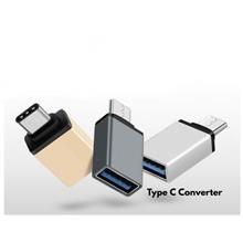 USB 3.0 Female To USB 3.1 Type C Male Converter USB-C OTG Data Sync Adapter Sa