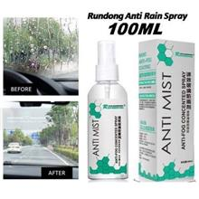 Rundong [100ml] Nano Coating Anti Rain Mist Windscreen Water Repellent Spray