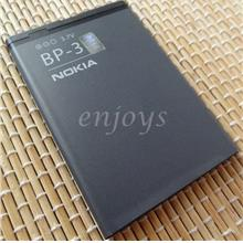 Enjoys: 100% Original Battery BP-3L NOKIA Lumia 610 710 Asha 303 603