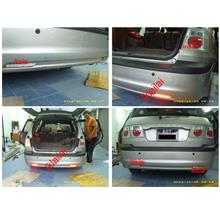Naza Citra LED Rear Bumper Reflector 2-Function [Modify-in]