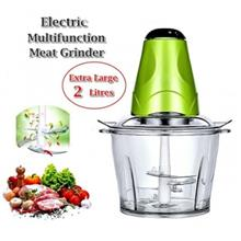 Powerful Multipurpose Electric Meat Grinder Mincer Chopper