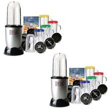 Magic Bullet Food Processor Multipurpose (2 units)