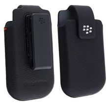 ORI Leather Swivel Holster Pouch BlackBerry 8520 9300 9700 9780 ~2.46""