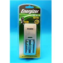 Energizer recharge MINI Rechargeable Set 2pcs AA 2000mAh