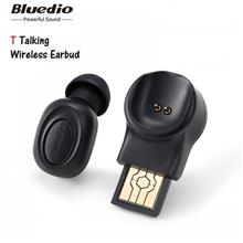 Bluedio T Talking Mini Bluetooth 5.0 Earbud Wireless Sports Earphone