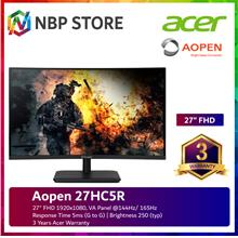 Acer Aopen 27HC5RP 27'' FHD 165Hz Curved Monitor