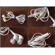 **Incendeo** - Original SAMSUNG Galaxy White Headset