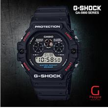 CASIO G-SHOCK  DW-5900-1 WATCH 100% ORIGINAL