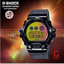 CASIO G-SHOCK DW-6900SP-1 WATCH 100% ORIGINAL