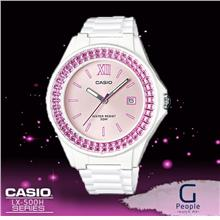 CASIO LX-500H-4E ANALOG LADIES WATCH 100% ORIGINAL