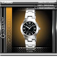 CASIO LTP-1241D-1A LADIES WATCH 100% ORIGINAL