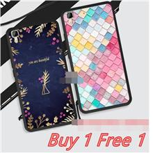 Buy 1 Free 1 @ Huawei Honor 4A Y6 Soft Cartoon Back Case Cover Casing