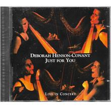 Deborah Henson-Conant \u200eJust For You Imported CD Fusion Jazz Music