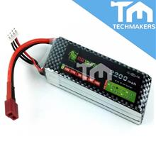 LIPO RECHARGEABLE BATTERY 11.1V, 30C, 2200mAh
