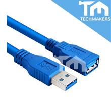USB 3.0 (M) TO USB (F) AM-AF EXTENSION CABLE 1.5M