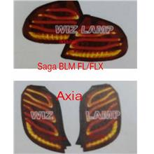 Perodua Axia / Proton Saga BLM FL/FLX LED Light Bar Tail Lamp