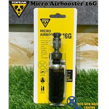 TOPEAK Micro Airbooster 16G