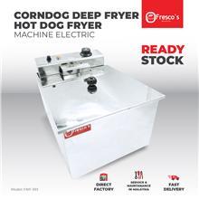 Corn Dog Deep Fryer Hot Dog Fryer Machine Electric