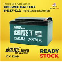 Electric Scooter/bike CHILWEE Battery 48V12AH