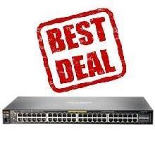 HP Aruba 2530 48G Switch J9775A **FREE 1 UNIT USB DRIVE 32GB**