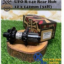 DA BOMB UFO R-142 Rear Hub 12x142mm (32H)
